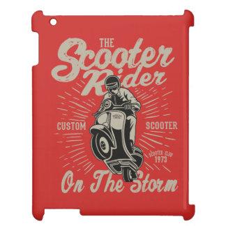 Scooter Rider IPAD/IPAD MINI, IPAD AIR CASE