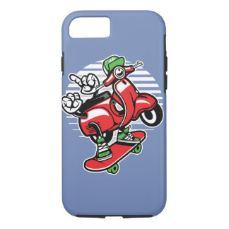 Scooter Skater Tough Phone Case