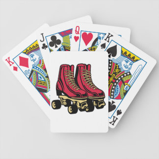 SCOOTER SKATES BICYCLE PLAYING CARDS