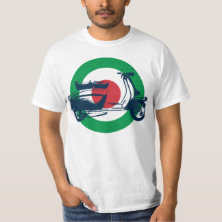 Scooter Target Italy T-Shirt