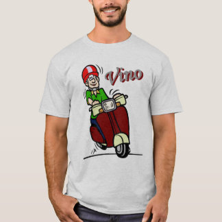 Scooter Vino T-Shirt