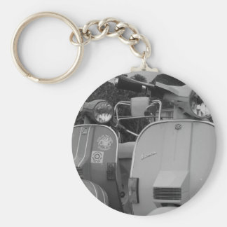SCOOTERS. KEYCHAIN