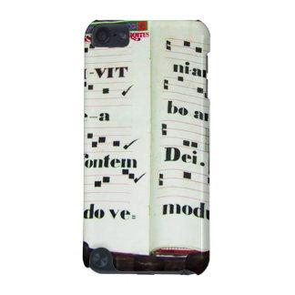 Score de musique du passé coque iPod touch 5G