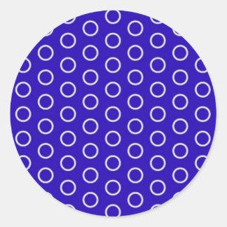 scores dab darkly circles dab sample dot round sticker