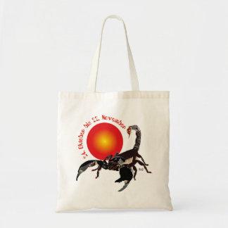 Scorpio asterisk bag