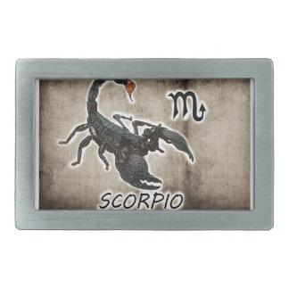 scorpio astrology 2017 belt buckles