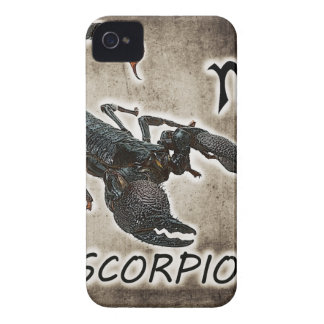 scorpio astrology 2017 Case-Mate iPhone 4 case