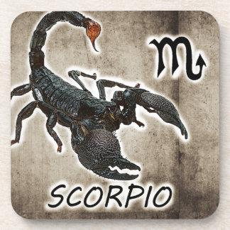 scorpio astrology 2017 coaster
