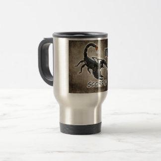 scorpio astrology 2017 travel mug