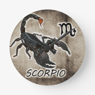 scorpio astrology 2017 wallclocks