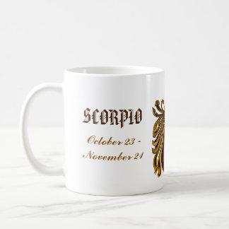 Scorpio Astrology Mug