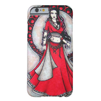 Scorpio belly dancer barely there iPhone 6 case