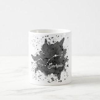 Scorpio Black Mug