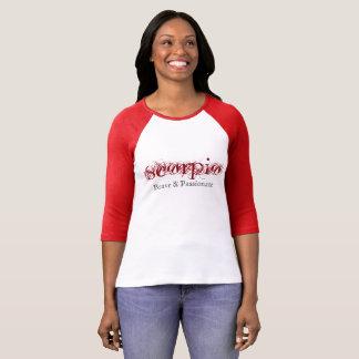 Scorpio - Brave & Passionate T-Shirt