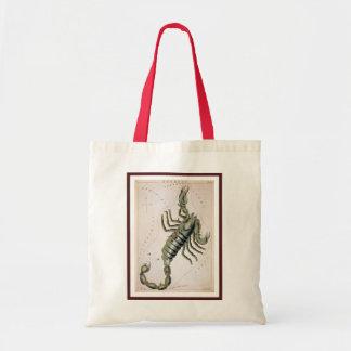 Scorpio Budget Tote Bag