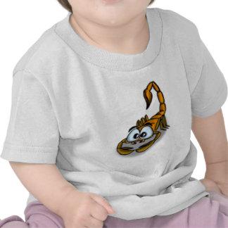 Scorpio Cartoon T Shirt