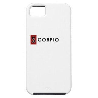 SCORPIO COLOR iPhone 5 COVER