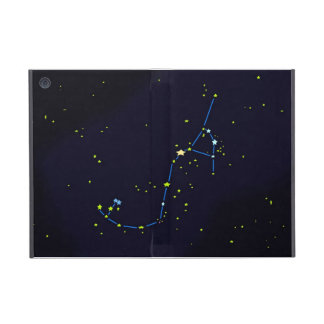 Scorpio Constellation Covers For iPad Mini