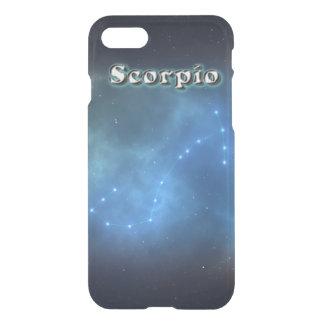 Scorpio constellation iPhone 7 case