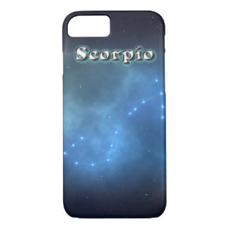Scorpio constellation iPhone 8/7 case