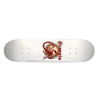 Scorpio-Design-1 Skateboard 19,7 Cm