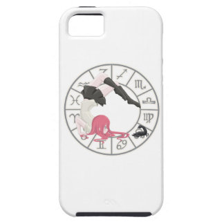Scorpio Girl Case For The iPhone 5