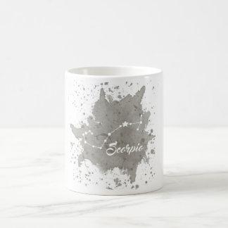 Scorpio Gray Mug