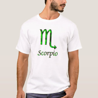Scorpio Greek Zodiac T-Shirt