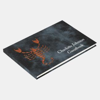 Scorpio Guest Book