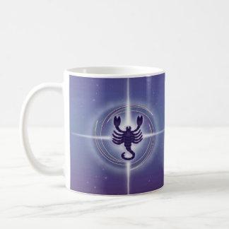 Scorpio Horoscope Lavender HLRX Coffee Mug