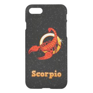 Scorpio illustration iPhone 7 case