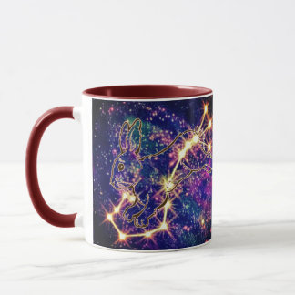 Scorpio in the year of the Rabbit Mug