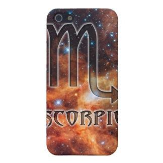 Scorpio iPhone4 iPhone 5 Cases