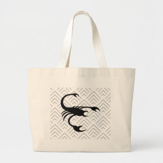Scorpio Large Tote Bag
