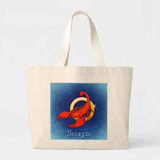Scorpio Large Tote Bag