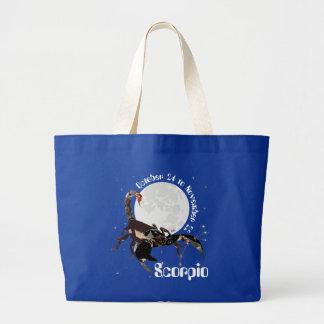 Scorpio October 24 tons November 22 Bag