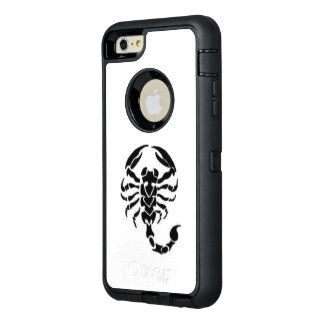 Scorpio, OtterBox Apple iPhone 6 Plus  Case, Black OtterBox iPhone 6/6s Plus Case