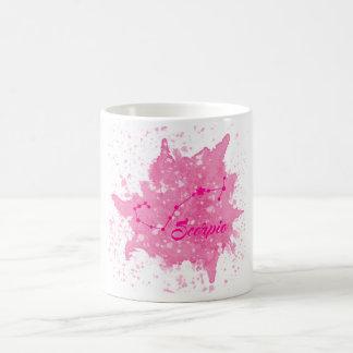 Scorpio Pink Mug