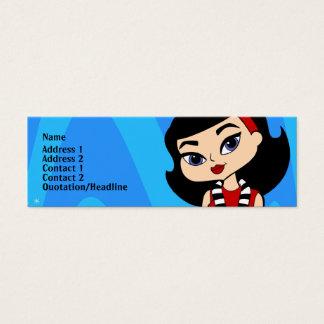 Scorpio Profile Card