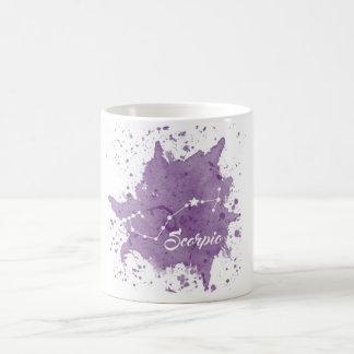 Scorpio Purple Mug