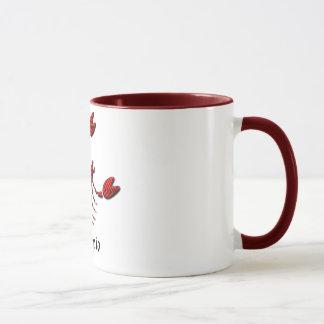 Scorpio Sign Ceramic Coffee Mug