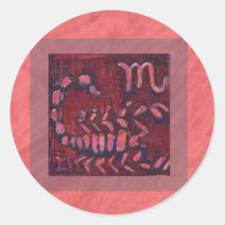 Scorpio, Sticker (small)