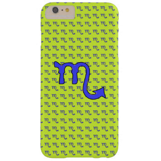 Scorpio symbol barely there iPhone 6 plus case