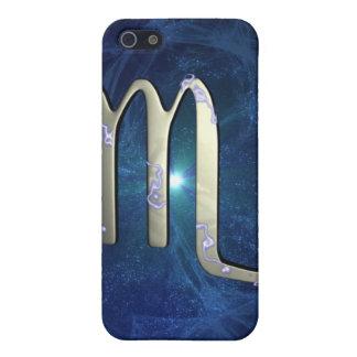 Scorpio Symbol Case For iPhone 5/5S