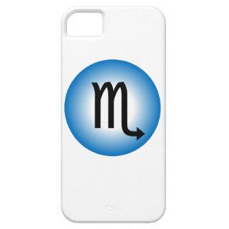 SCORPIO SYMBOL CASE FOR THE iPhone 5