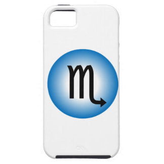 SCORPIO SYMBOL CASE FOR THE iPhone 5