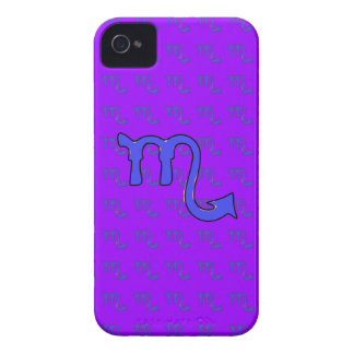 Scorpio symbol iPhone 4 Case-Mate cases
