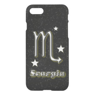 Scorpio symbol iPhone 7 case