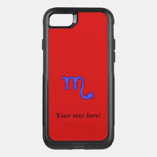 Scorpio symbol OtterBox commuter iPhone 7 case