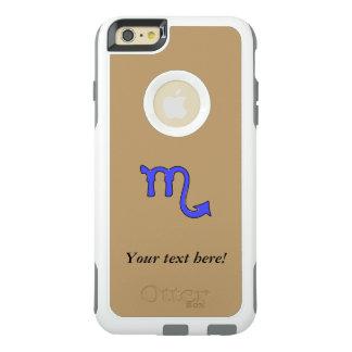 Scorpio symbol OtterBox iPhone 6/6s plus case